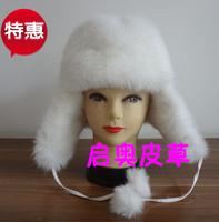 Free shipping Hot sale lower prices Fox hat  fur cap women's fur hat