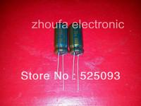 Free shipping Electrolytic capacitor 1000UF 35V  35V 1000UF  volume 10*20mm