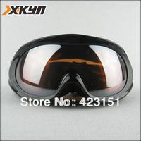 Free Shipping The Fashionalbe Dual Lens  ,100%UV Protection  snowboard goggles  ,anti-fog snowboard goggles