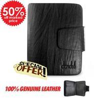 Women's genuine leather wallet male hasp design cowhide short wallet lovers wallet  free shipping