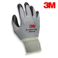 3m Comfort Wear Resistant Slip Resistant Gloves Nylon And Nitrile Safety Work Gloves M,L,Xl