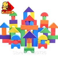 67pcs/set ECO-Friendly EVA Building Blocks for toddlers Free Shipping
