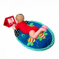 Hot Selling High Qulaity environmental soft baby mat play/Baby floor game pad/ Winter Baby crawling mat