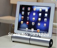 2013 New Wireless Speaker Bluetooth Audio player with tablet pc stand Free Shipping