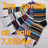 Top quality 100% cotton.New 2014 men socks.autumn-summer sport socksfor men and women, winter cotton socks ,10 pieces = 5 pairs.