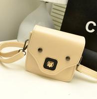 2014 Free Shipping Women's Handbag Casual Vintage Shote Small Messenger Bags