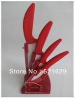 5pc kichen knife ceramic peeler knife sets