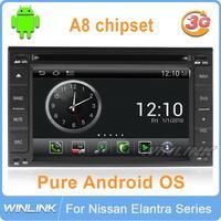 For Hyundai Santa Fe Tucson Sonata Elantra Getz Matrix Tiburon I20 Lavita Pure Android 4.0 DVD Car GPS 3G WiFi Navigation Audio