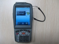Low cost Android 2.3.7 OS Rugged handheld data collector with Symbol se4500SR 1D&2D barcode scanner(MX8800A)