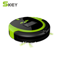 SKEY rechargeable 4 in 1 Multifunctional Robotic Vacuum Cleaner (Sweep, Vacuum, Mop, Sterilize) with Scheduler
