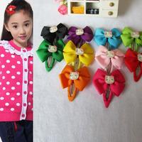New Fashion Design Baby Girl Bobby Pins Hairpins Hair Pins Hair AccessoriesHeadwear  Mix 10 Color  KTCP2