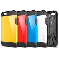Latest style SPIGEN SGP Tough Armor case for iPhone 5C shipping free MOQ:1PCS original retail packaging