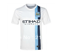 ^_^  Manchester City 3rd champions league thai 3A top quality embroidery logo Player version soccer jerseys free shipping shirts
