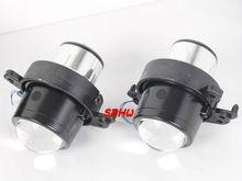 car bifocal fog lens Front bumper lights bifocal lens assembly for SMART FORTWO 2002 ON Made