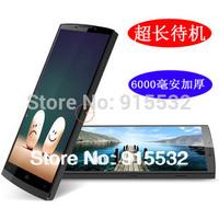 Innos d10 d10c d10f 5.0 inch quad core qualcomm MSM865Q 1280x720 screen GSM CDMA2000 3G 6000mAh smart phone
