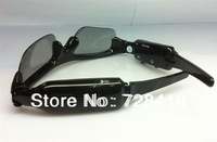 High Definition 720P DVR Sunglass, Voie Recorder Web Camera With Upturnable Lens and TF Slot Web Camera Free Shipping 1pcs