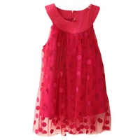 shij supernova sale 2014 christmas party birthday new year princess dress 2~14age girls dresses summer 2013  free shipping