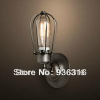 Free shipping E27 40w edison bulb light  wall lamp American loft balcony entranceway wall lamp warehouse wall lamp
