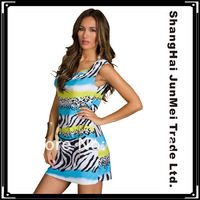 Fashion Sexy V Neck one-piece Casual Dress, Mini Dress, Party Dress Free shipping Y124