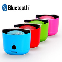 Colorful Bluetooth Speaker Mini Portable smart mp3 spkeakers with mic Calls Handsfree for iphone samsung 100pcs/lot free DHL