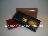 Genuine Leather wallet for man and woman exported to Japan, genuine leather wallet for man