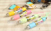 48pcs/lot Despicable Me Minion Ballpoint Pens Cartoon Minions Pen Free Shipping