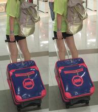 popular leather luggage