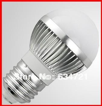 Free Shipping 3W 5W 7W 9W 85~265V  E27 B22 Energy Saving White/Warm White  Living Room Kitchen Bathroom Bedroom  LED Bulb