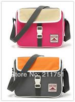 Free shipping 2013 fashion sports color decoration lovers design casual shoulder bag handbags travel bag for men and women k139