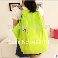 Hot sell Low price multifunctional folding double-shoulder shoulder bag storage bag storage bag messenger bag