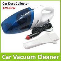 Mini Handheld Car Vacuum Cleaner 12V 60W Dust Collecter