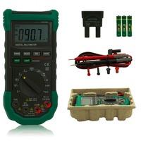 MASTECH MS8268 Auto Range DMM 4000 Counts Digital Multimeter AC/DC Current Voltage Resistance Capacitance Frequency Tester