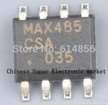 100PCS MAX485CSA MAX485 SOP8
