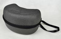 Professional skiing goggles box goggles bag waterproof carrying dark grey