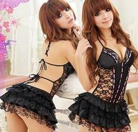 2013 New Sexy Costumes, Sexy Pajamas, Sexy Lingerie,Sleepwear,Underwear ,Uniform ,Kimono Costume Free Size  W1217