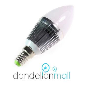 NEW 5pcs/lot E14 5W 450-Lumen 6500K/3500K 6 X SMD 5630 LED (Warm) White Energy saving Power Light Lamp Bulb AC 85V-265V