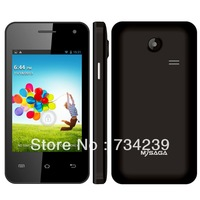 3.5 inch Dual SIM Card Dual Standby Smart Mobile Phone, MT6572M Dual Core 1.0GHz  Android 4.2 Smartphone