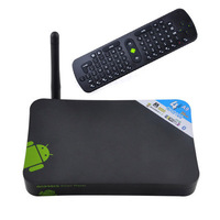 TV BOX Mini PC MK822 Quad Core 4.2 HDMI Media Player 2G RAM DDR3 8GB ROM Built-in Bluetooth + 2.4G Mini Wireless Keyboard RC11