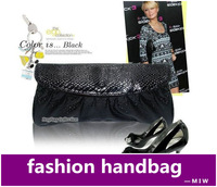 2013 new fashion Serpentine women leather handbags clutch evening bag shoulder bag  three color freeship