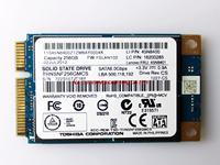 Free Shipping T  O  S  H  I  B  A Internal 256GB mSATA SSD THNSNF256GMCS Drive