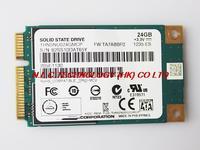 Free Shipping T  O  S  H  I  B  A  Internal 24GB mSATA SSD THNSNU024GMCP Drive