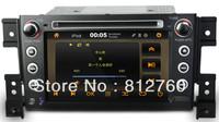 Car DVD Player for Suzuki Grand Vitara 2005-2011 with GPS Navi,Bluetooth,TV,RDS,Ipod, Multimedia,USB SD port,Free shipping