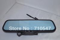 5 Inch Android CapatitiveTouch Screen Rear view mirror with Navigation GPS  DVR Rear Camera bluetooth FM wifi