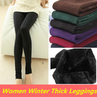 Free shipping HOT SALE 2013 winter new High elastic thicken lady's Leggings warm pants skinny pants for women(China (Mainland))
