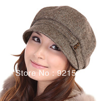 Autumn and winter beret hat women's hat winter hat fashion winter hat female