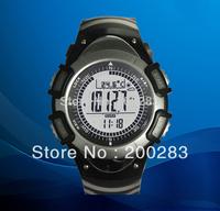 Free shipping Sunroad FR8204A 3ATM Digital EL Backlit w/altimeter+barometer+compass+world time+stopwatch sport watch