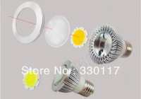 Ultra Bright Cree E27 Led 6WBulb Led Lamp Led Light Led Spotlight AC85-220V CE/RoHS High Power Energy Saving