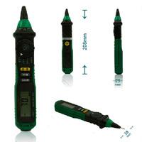 MASTECH MS8211 Pen Type Meter Auto Range Digital Multimeter Non-contact AC/DC Voltage Detector