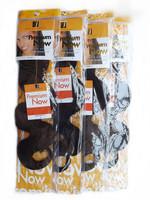 Free shipping braiding hair braids synthetic hair extensions premium body wave 10packs 1B#