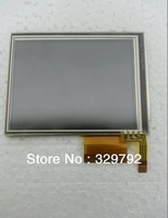3.5 inches full color  TFT LCD Industrial screen with Touch pad , best for  handheld device